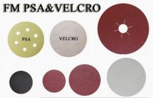 PSA Disc & Velcro Backing Disc