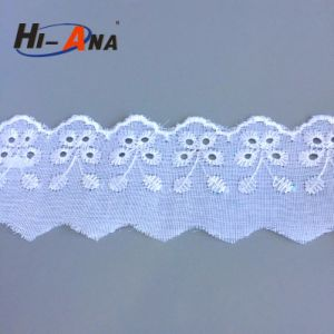 More 6 Years No Complaint Finest Quality Swiss Lace pictures & photos