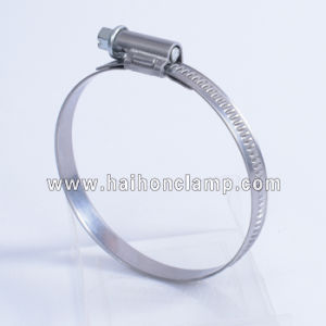 German Type Hose Clip Without Welding pictures & photos