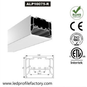 10075 Pendant Linear Light LED Profile Aluminium Extrusion with Ce pictures & photos