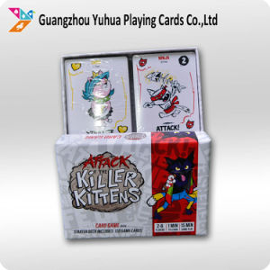 Adult Playing Card Custom Card Game with Logo pictures & photos