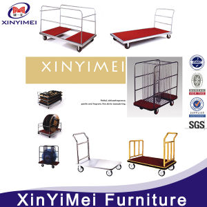 Round Table Trolley (XYM-P27) pictures & photos