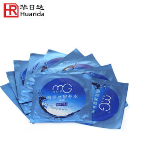 Custom Plastic Mask Packaging Bag with Colorful Printing pictures & photos