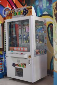 Coin Operated Golden Key Master Claw Arcade Machine Gift Machine for Sale pictures & photos