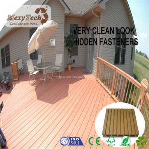 Outdoor Modern Multi Colors Fire Resistant WPC Composite Decking pictures & photos