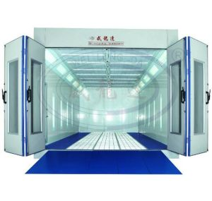 Wld9000 Luxury Italy Style Painting Spray Booth pictures & photos