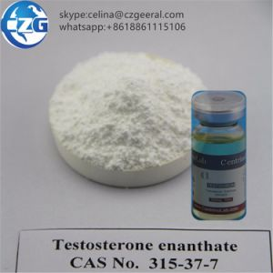 Test Cypionate Anabolic Steroid Injection CAS: 58-20-8 Testosterone Cypionate pictures & photos