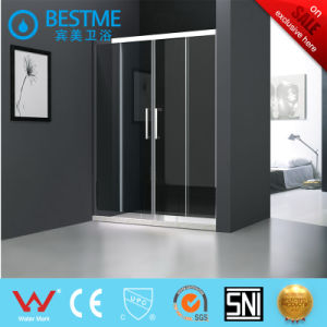 Two Fixed Two Sliding Doors Shower Room on Factory Price (BL-B0026-P) pictures & photos