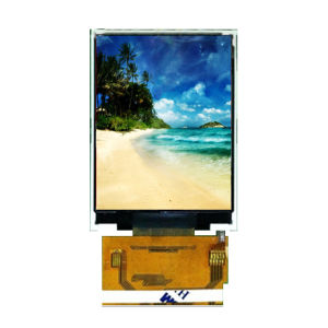 LCD Monitor Yellow Panel LCD Display Module pictures & photos