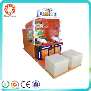Low Price of Kids Arcade Shooting Game with Long-Term Service pictures & photos