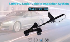 1080P 7 Inch LCD Monitor with HDMI Output Telescopic Pole Camera System Uvis H2d-300 pictures & photos