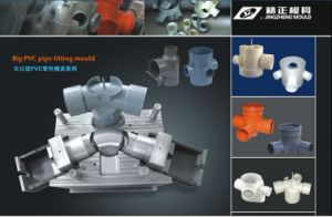 Plastic Injection PVC Thick Thickness P-Trap Mold pictures & photos