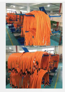 Heat Resistant Flexible Silicone Rubber Insulated Screen EV Cable pictures & photos