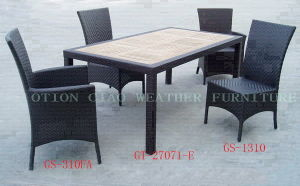 Dining Table (GT-27071-E) for Hotel & Home & Outdoor