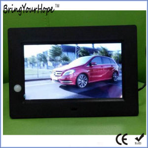 7 Inch Digital Frame with Motion Sensor (XH-DPF-070I) pictures & photos