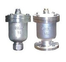 Stainless Steel Suction Vacuum Breaker Single Orifice Air Valve pictures & photos