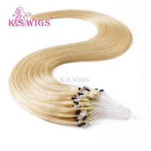 Virgin Brazilian Pre-Bonded Easy Ring Hair Extension pictures & photos