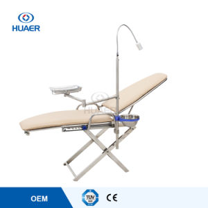 New Version Mobile Dental Chair / Foldable Dental Chair pictures & photos
