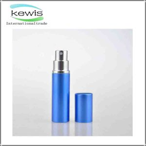 Five Different Colors Refillable Perfume Spray Bottle pictures & photos