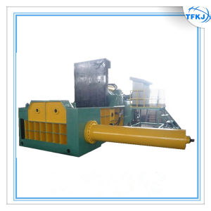 Tfkj Hydraulic Scrap Metal Baler Hydraulic Iron Baling Machine (Y81/T-2000) pictures & photos