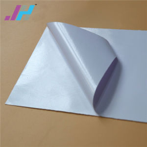 Outdoor PVC Transparent Vinyl Sticker Roll pictures & photos