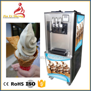 Single Flavor Table Top Ice Cream Machine Soft Serve pictures & photos