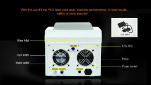 PRO Q Switch YAG Laser Machine Tattoo Eyebrow Removal pictures & photos