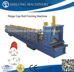 PPGI Color Steel Corrugated Roof Tile Rolling Making Machine pictures & photos