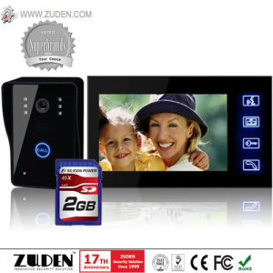 "7""Touch Screen Video Intercom System pictures & photos"