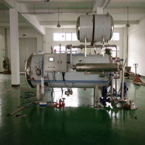 Canned Food Steam Sterilizer Autoclave Machine pictures & photos