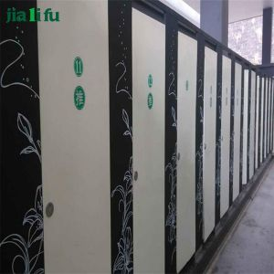 Jialifu Compact Laminate Toilet Cubicle Partition Manufacturer pictures & photos