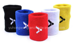 Wholesale Cotton Terry Sports Wristband/Headband pictures & photos