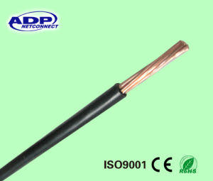 Single Core Copper Conductor PVC Insulated Flexible Power Cable pictures & photos