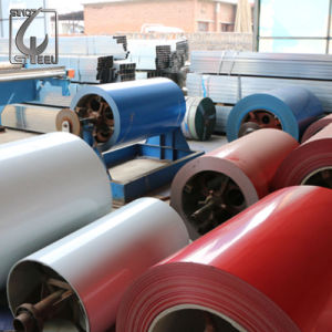 A653 CGCC Grade PPGI Prepainted Galvanized Steel Coil pictures & photos