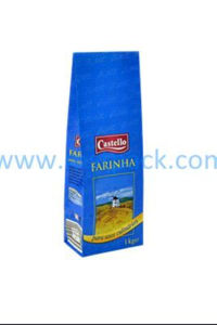Flat Bottom Box Pouch / Bag Pet, Food Packaging Bag (1KG) pictures & photos