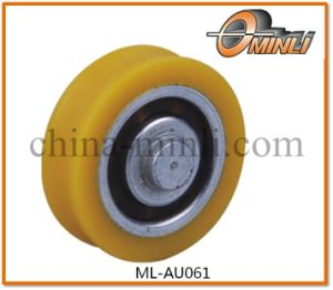 Solid Axle Bearing Coated with Nylon (ML-AU061) pictures & photos
