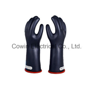 10kv 20kv 35kv Electrical Protector Glove pictures & photos