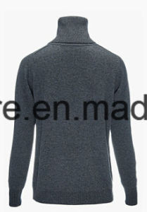 Women′s Long Sleeve Turtle Neck Top Grade Pure Cashmere Sweater pictures & photos