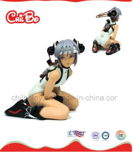 Kneeing Sexy Injection Figure Toy (CB-PF005-M) pictures & photos