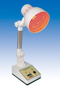 Infrared Lamp (250 type-150W) with Special Medical Bulb for Rheumatoid Arthritis, Bell′s Palsy, Migraine, Neurasthenia, Rheumatic Arthritis, etc. pictures & photos