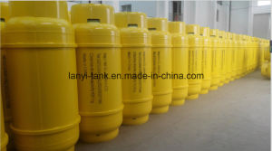 400L Liquid Chlorine Cylinder with Flange and Valve pictures & photos