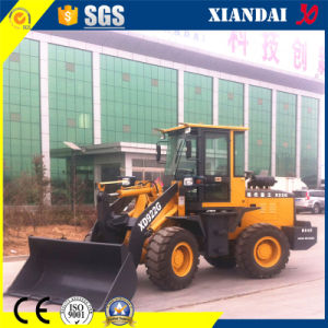 Hot Sale Xd922g 2 Ton Mini Loader pictures & photos