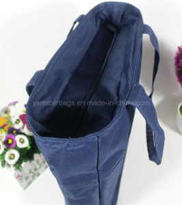 Cheap Fashion Good Quality 600d Polyester Tote Bag pictures & photos