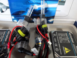 H3 35W 6000k Xenon Lamp Car Accessory (regular ballast) pictures & photos