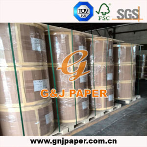 Stocklot Thermal Paper in Jumbo Roll with Good Quality pictures & photos