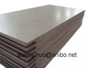Alkali Surface Pure Molybdenum Sheets/Plates pictures & photos