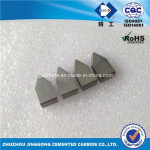 Yg6 Brazed Carbide Tips ISO Type E25 pictures & photos