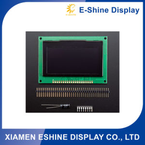 12864 Graphic FSTN DOT Matrix LCD Module with Blue Backlight pictures & photos