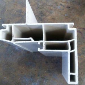 UPVC Plastic Door for Wooden House pictures & photos