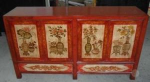 Chinese Antique Furniture Tibet Cabinet pictures & photos